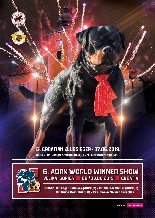 ADRK world winner show 2019